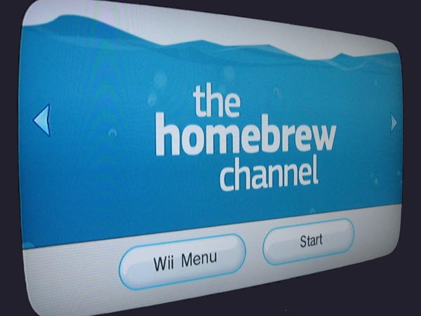 how to get homebrew channel on wii with usb