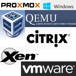 Hyper-V, Proxmox y VirtualBox para homelab, ¿cuál es mejor? | /dev/loop